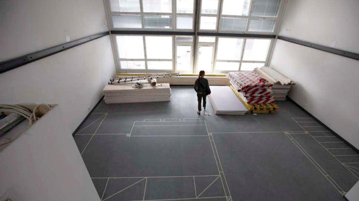Tila housing block, vivienda flexible, industrialización eficiente en Helsinki
