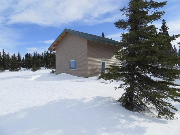 Alaska House copy