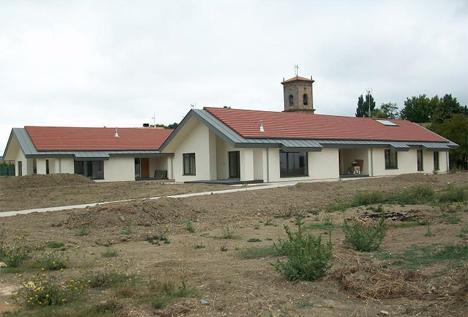 Casa pasiva en Jungitu (Araba).