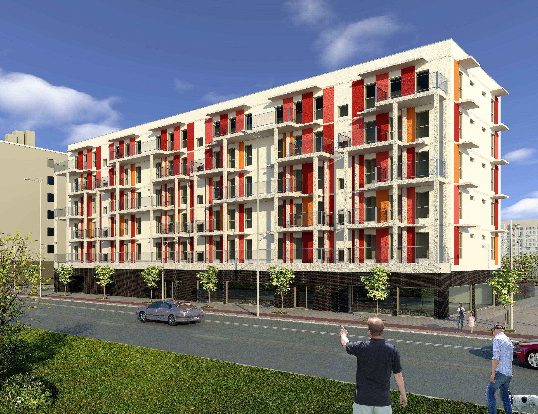 imagen de 30 passivhaus junto al anillo verde Vitoria-Gasteiz