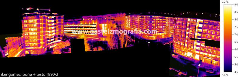 Gasteizmografia zona Avenida Juzgados WEB