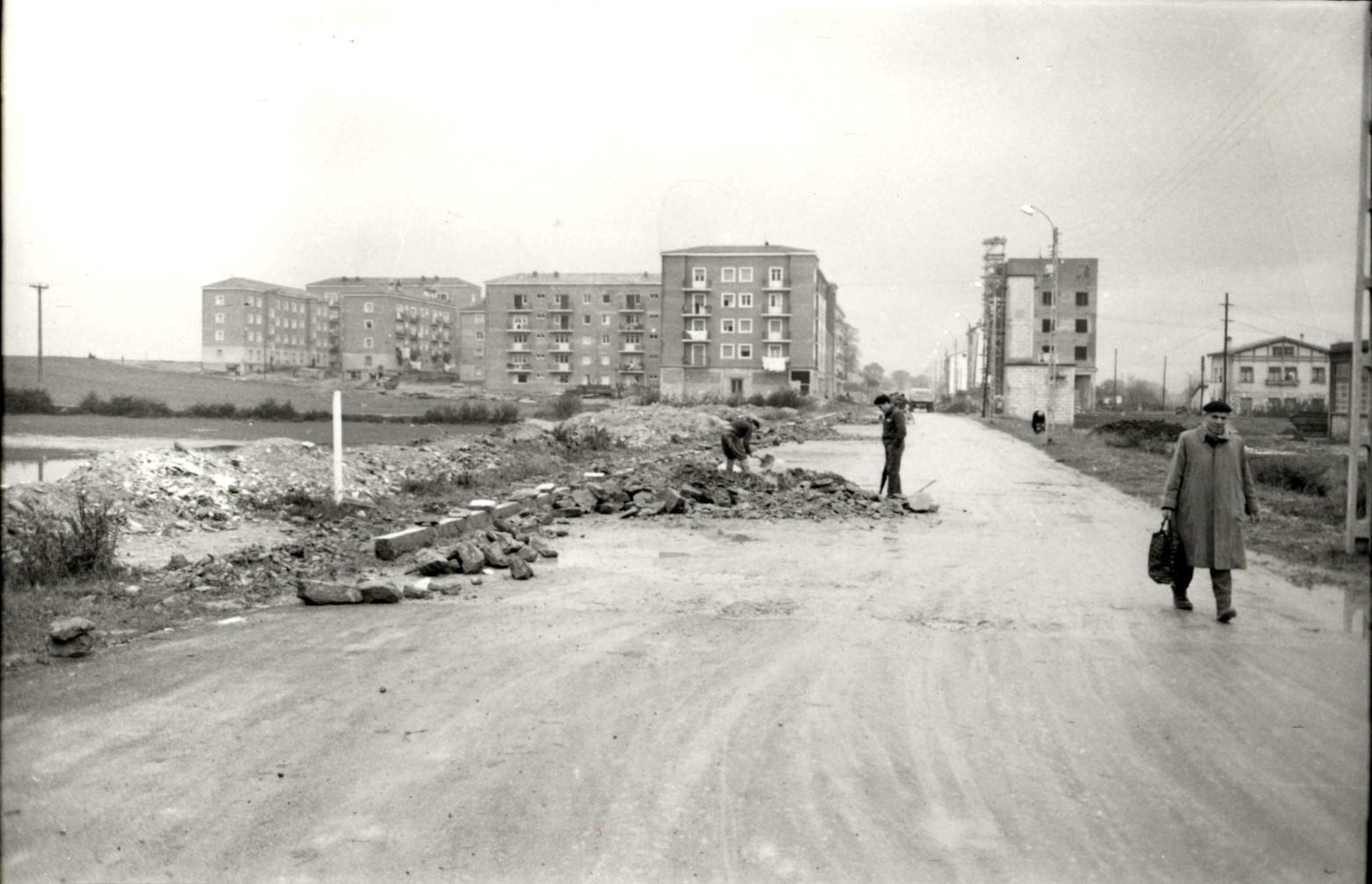 Estos edificios están pidiendo una reforma de fachada en Vitoria-Gasteiz