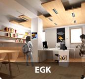 Para la reforma de EGK desarrallamos un estudio de mejora energética, confort y habitabilidad detallando las actuaciones a corto, medio y largo plazo para facilitar la inversión necesaria.