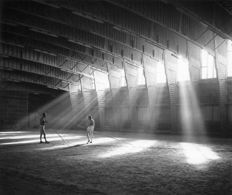 Arquitectura Finlandesa: Universidad Tecnológica de Helsinki. Alvar Aalto, 1942-59.