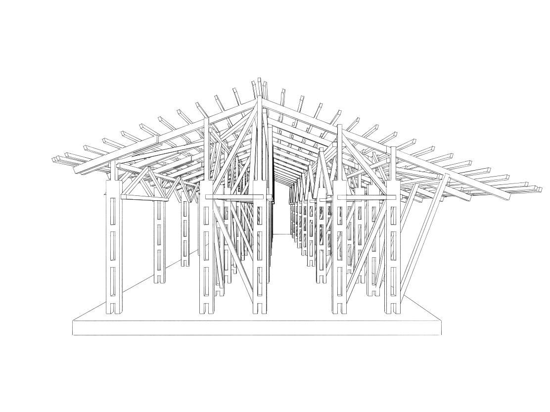 """La Granja de Usama"" : Estructura"