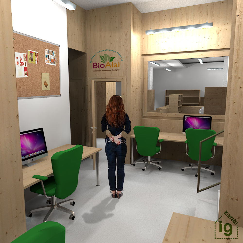 BIOALAI oficina