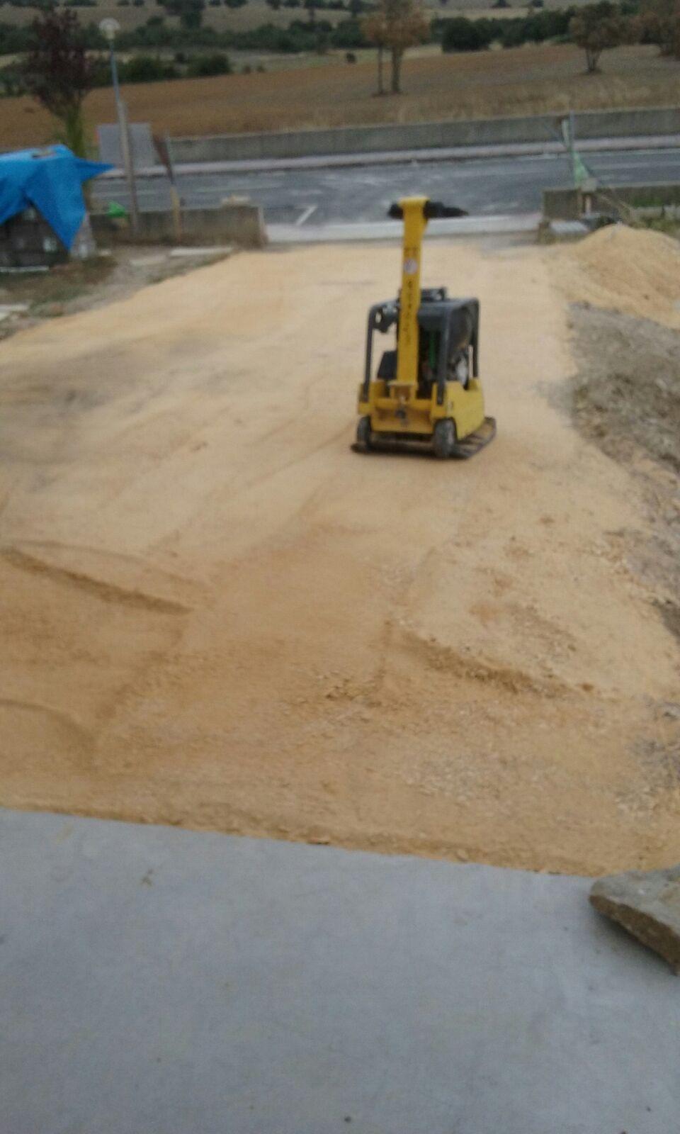 Creando la superficie de la rampa