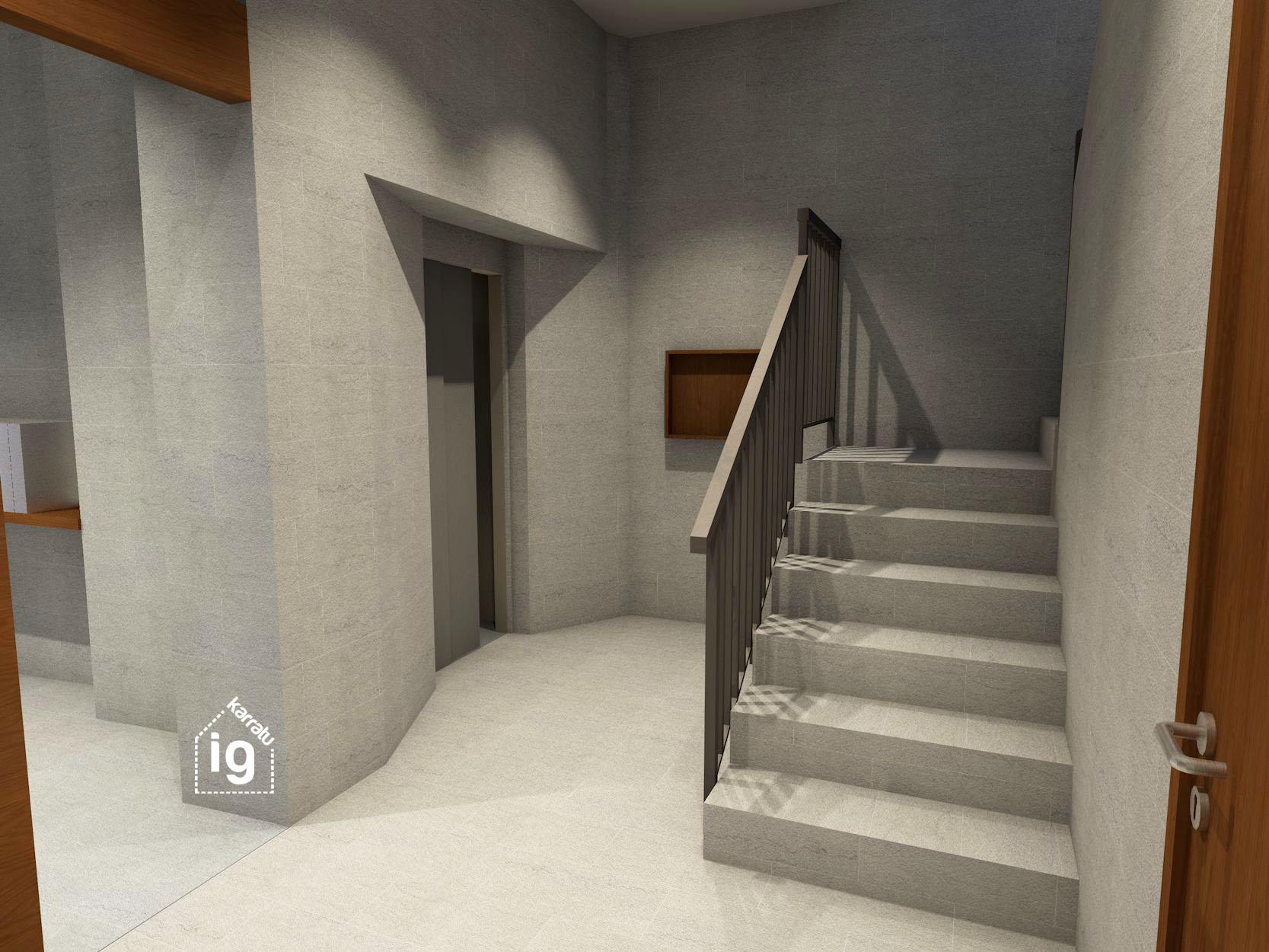 INT_Tramo 1 escaleras