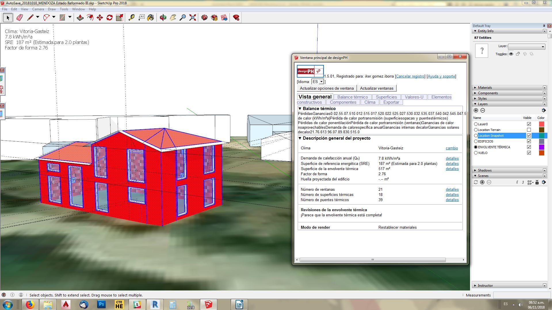 Casa pasiva bioclimatica