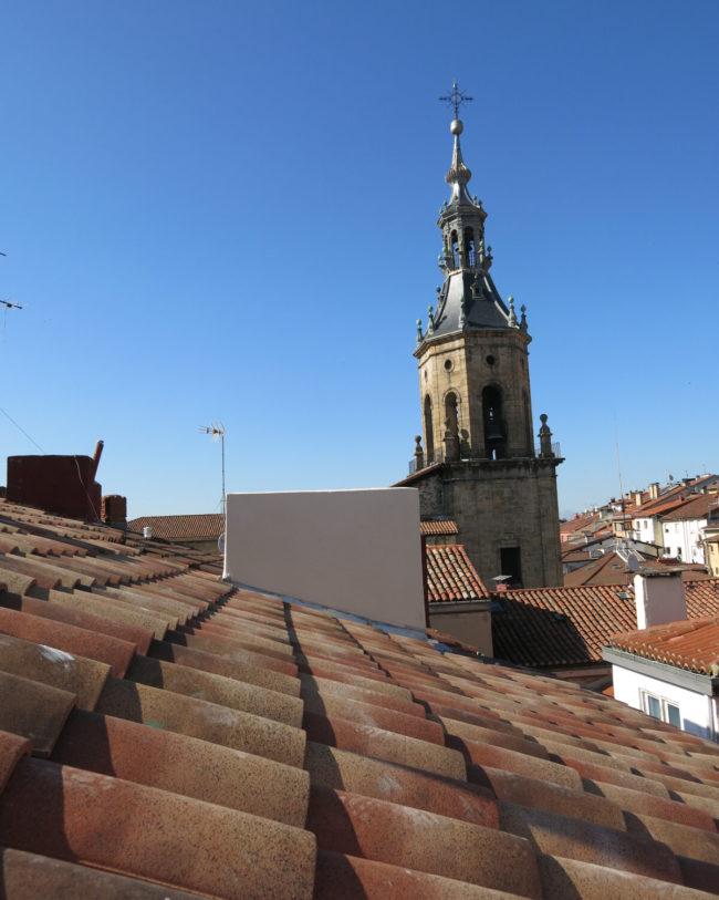 Reparar cubierta y patio en Vitoria - Gasteiz