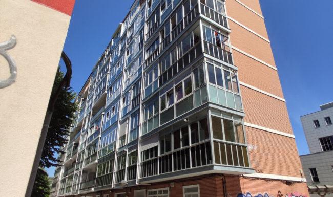 La reforma de fachada en Vitoria - Gasteiz
