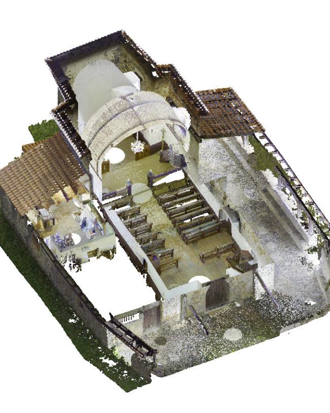 investigacion en arquitectura patrimonio Composición ZALOA